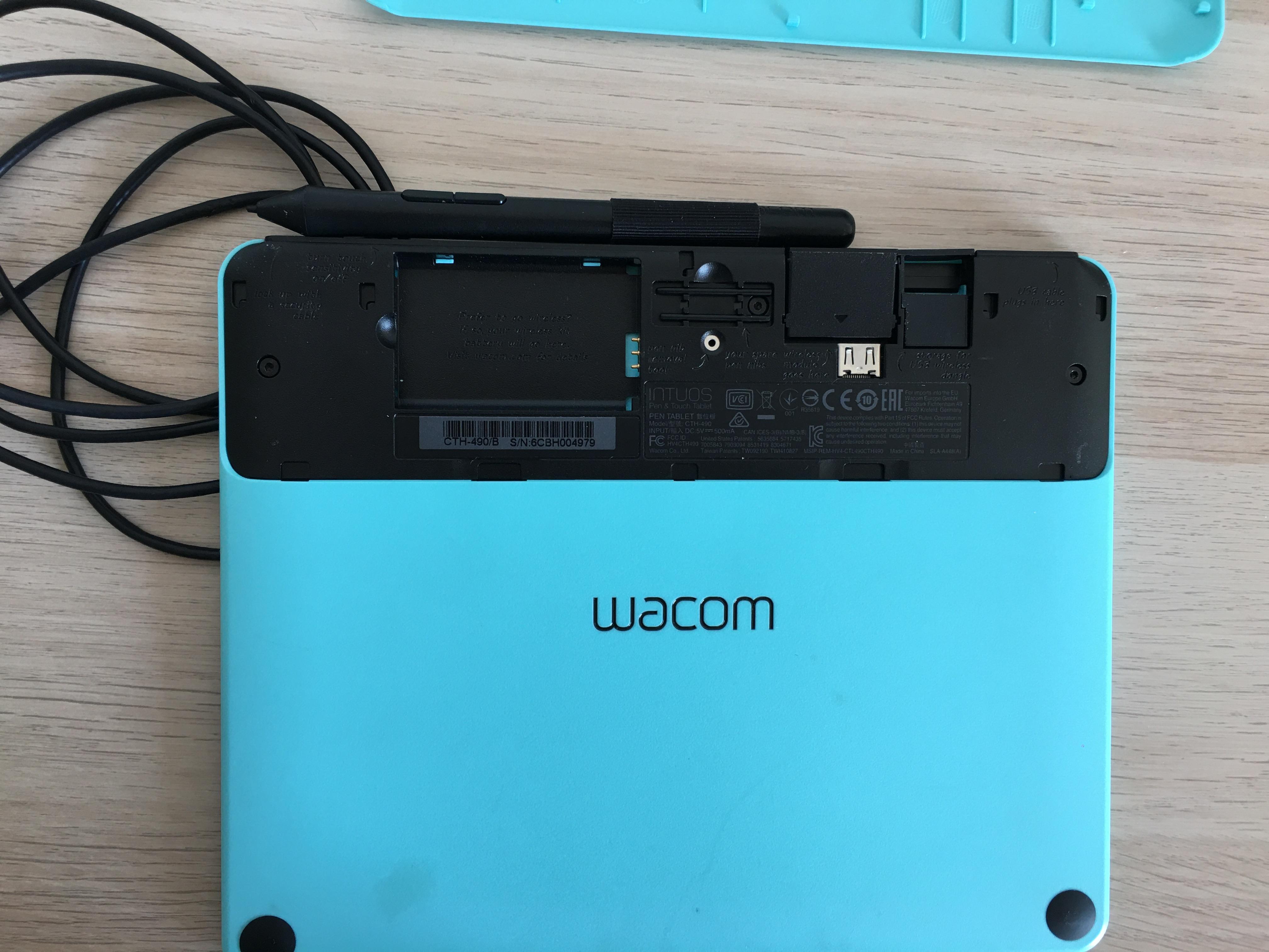 Wacom Intuos Art.Tableta Gráfica