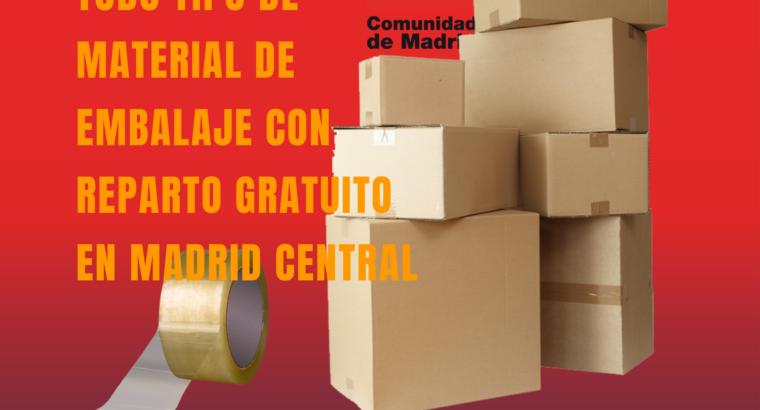 MUDANZAS EN LAVAPIES-MADRID CENTRAL